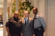 Henry Briggs with Chief Dabadie and guest.jpg